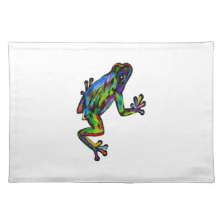 Frog and Frosch Placemat