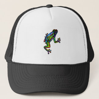 Frog and Frosch Trucker Hat
