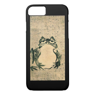 Frog and Mouse Japanese Poem iPhone 7 case
