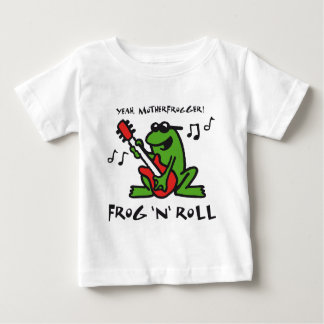 frog and roll baby T-Shirt