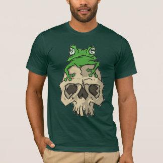 Frog and Skull Shirt