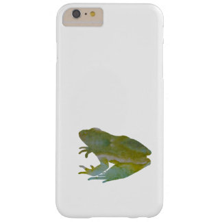 Frog Art Barely There iPhone 6 Plus Case