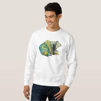 Frog art sweatshirt