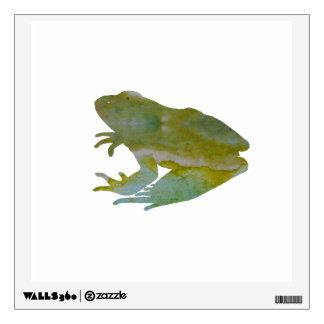 Frog Art Wall Decal