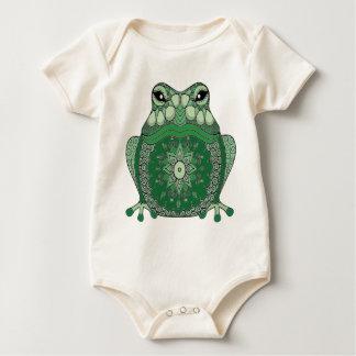 Frog Baby Bodysuit
