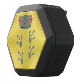 Frog Black Bluetooth Speaker