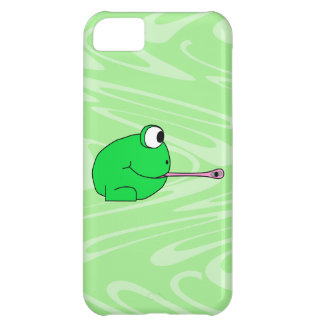 Frog Catching a Fly. iPhone 5C Case