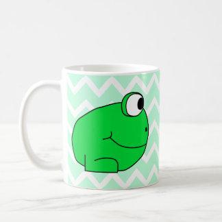Frog. Coffee Mug