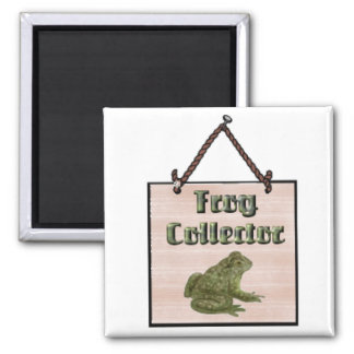 frog-collector magnet