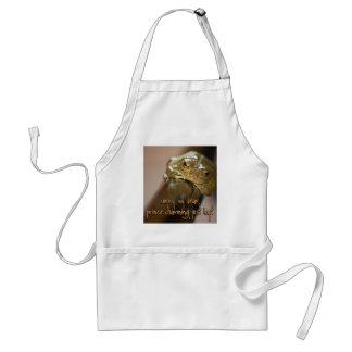 Frog Cook Adult Apron