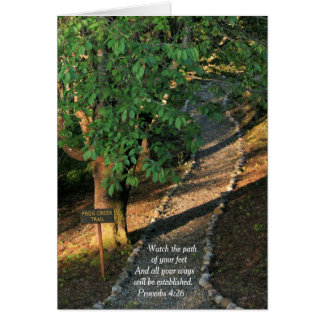 Frog Creek Trail Card