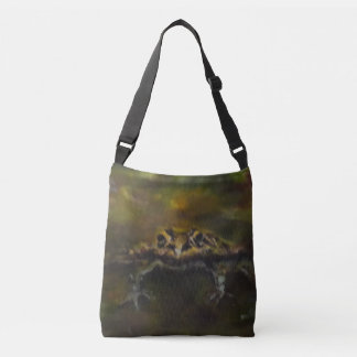 Frog Cross Body Bag