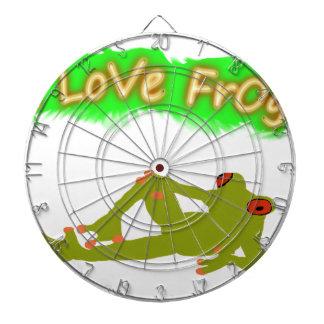 Frog Dartboard