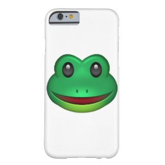 Frog - Emoji Barely There iPhone 6 Case
