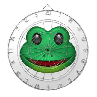 Frog - Emoji Dartboard