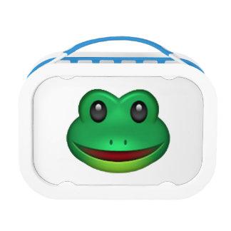 Frog - Emoji Lunch Box