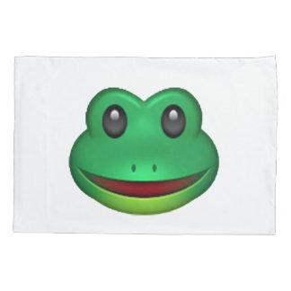 Frog - Emoji Pillowcase