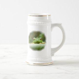 Frog Eyes Beer Stein