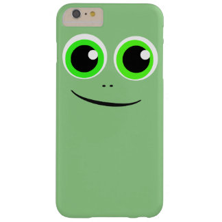 Frog Face Barely There iPhone 6 Plus Case