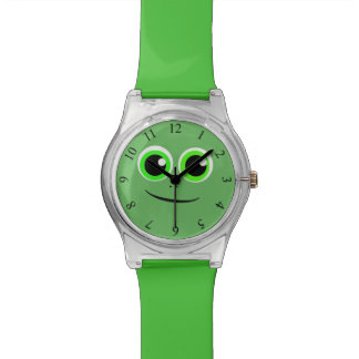 Frog Face Wristwatches