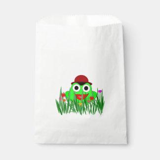 Frog Favour Bag
