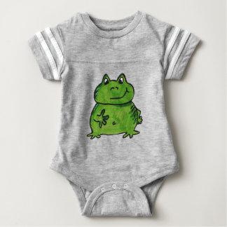 Frog Frog Baby Bodysuit