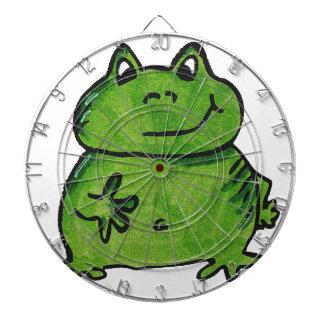 Frog Frog Dartboard