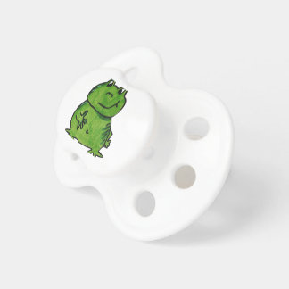 Frog Frog Pacifier