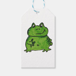 Frog Frog Pack Of Gift Tags
