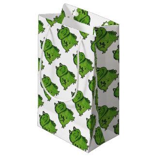 Frog Frog Small Gift Bag