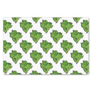 Frog Frog Tissue Paper