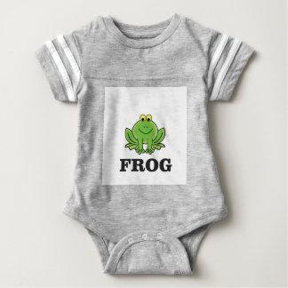 frog frogger baby bodysuit