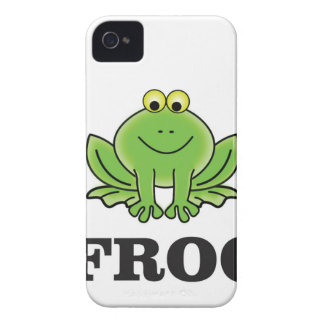frog frogger iPhone 4 Case-Mate cases