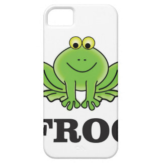 frog frogger iPhone 5 cases