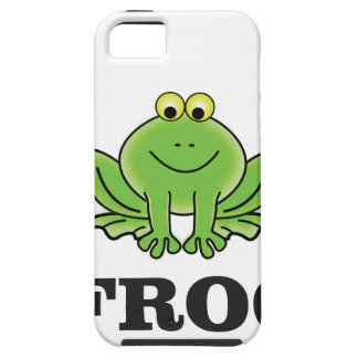 frog frogger iPhone 5 cover