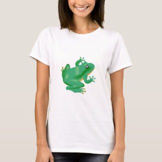 Frog Froggy France Tadpole T-Shirt