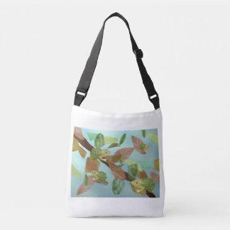 Frog Habitat Tote Bag