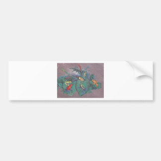 Frog Haven Bumper Sticker