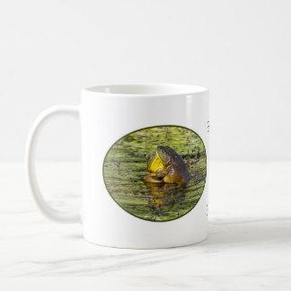 Frog Hugs Coffee Mug