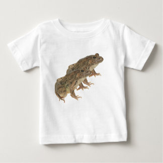 Frog image for Baby-Fine-Jersey-T-Shirt-White Baby T-Shirt