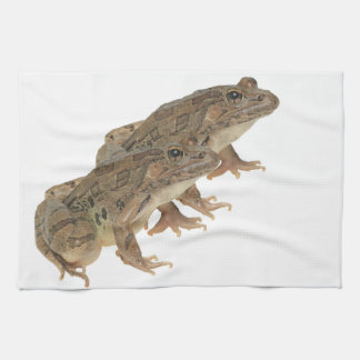 Frog image for Tea-Towel Kitchen Towel