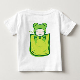 Frog_in_the_Pocket Baby T-Shirt