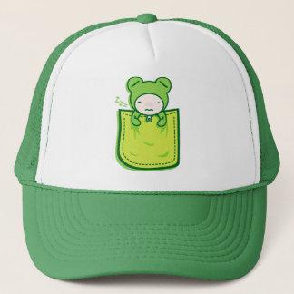 Frog_in_the_Pocket Trucker Hat