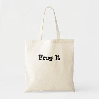 Frog It