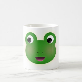 Frog Kawaii Coffee Mug