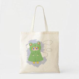 Frog Kawaii Rainy Day Frog