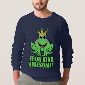 Frog King Awesome Sweatshirt