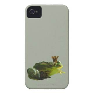 Frog king iPhone 4 Case-Mate case
