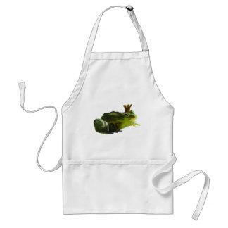 Frog king standard apron