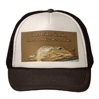 Frog Kiss Hats